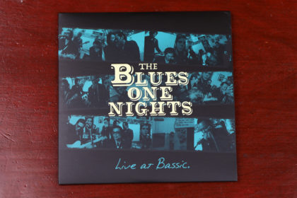 The Blues One Nights 【LIVE AT BASSIC】CD
