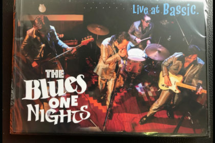 The Blues One Nights LIVE AT BASSIC DVD
