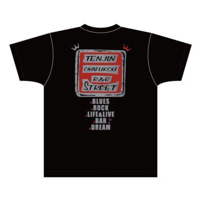 viva la silva Tシャツ(黒)後
