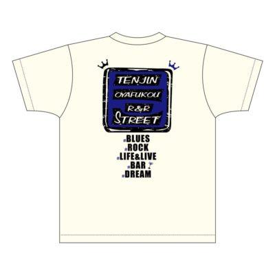 viva la silva Tシャツ(白)後