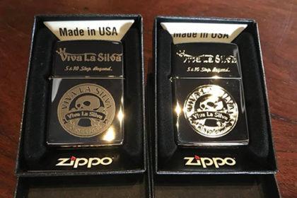 10th記念ZIPPO
